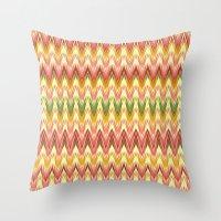 Pattern Art New Throw Pillow