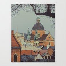 Krakow Canvas Print