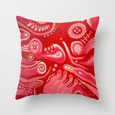 Vico's style Throw Pillow