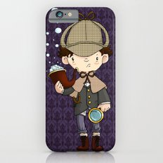 Detective, as a child iPhone 6s Slim Case