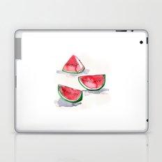 watermelon sketch Laptop & iPad Skin