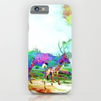 iPhone & iPod Case featuring Imbue by Fawnover
