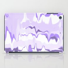 Marbled in orchid iPad Case