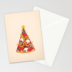 PIZZA ON EARTH - VEGO/VEGAN VERSION Stationery Cards
