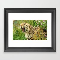 AMUR 03 Framed Art Print