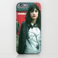 Marina y Carlos iPhone 6 Slim Case