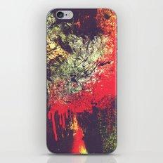 The Meltdown iPhone & iPod Skin