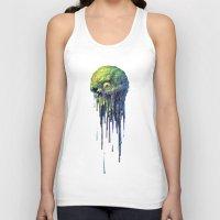 Slime Ball Unisex Tank Top