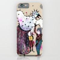 Birdy Mysterium iPhone 6 Slim Case