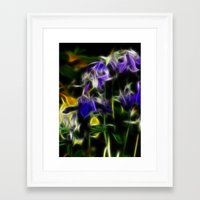Bells Framed Art Print
