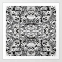 Madonnaguar Print Art Print