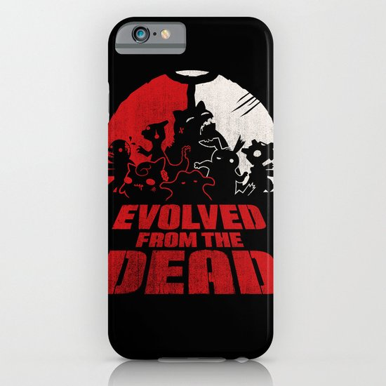 Evolved from the Dead iPhone & iPod Case