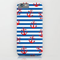 Anchors Aweigh! iPhone 6 Slim Case