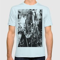 Street Phenomenon Rick Ross  Mens Fitted Tee Light Blue SMALL