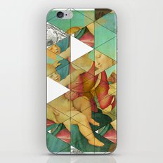 Raphael´s Mother&Child get mixed iPhone & iPod Skin