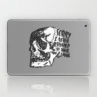 Never Responded Laptop & iPad Skin