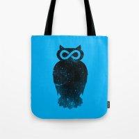Owlfinity  Tote Bag