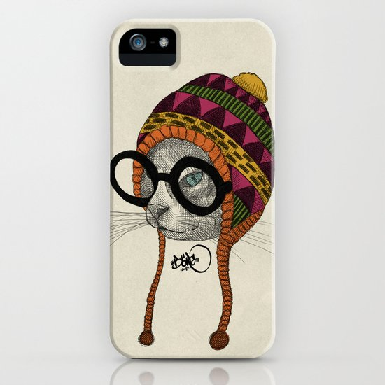 foolishness is in the eye of the beholder iPhone & iPod Case