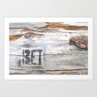 BET Art Print