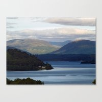 Loch Awe 2 Canvas Print