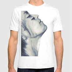 Treat Mens Fitted Tee White SMALL