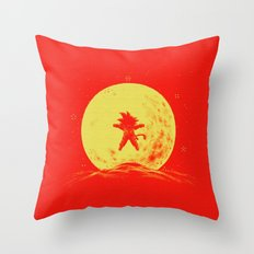 dragon ball, Throw Pillow