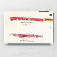 Le Crayôn iPad Case