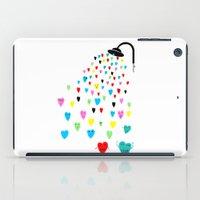 Love shower iPad Case