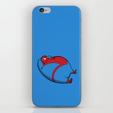TUBY : Spiderman iPhone & iPod Skin