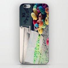 stay in school iPhone & iPod Skin