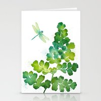 Dragonfly One Stationery Cards