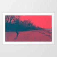 610 Art Print