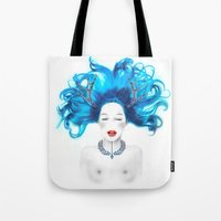 Dreamy Girl Tote Bag