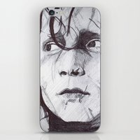 Edward Scissorhands   iPhone & iPod Skin
