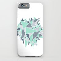iPhone & iPod Case featuring EXPLOSION-TRIANGLE by ItsJessica