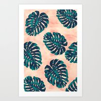 CALIFORNIA TROPICALIA Art Print