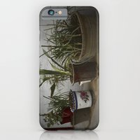 iPhone & iPod Case featuring Victory Garden by bknyn