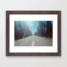 As Long As You Need I Framed Art Print