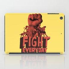 FIGHT EVERYDAY iPad Case