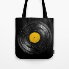 Sound System Tote Bag