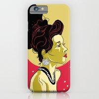 Vintage Girl iPhone 6 Slim Case