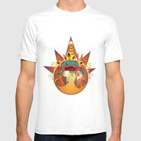 Element Mens Fitted Tee White SMALL