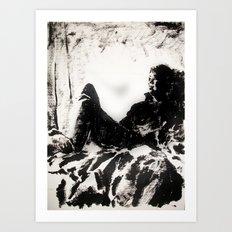 La Janja Vestida Art Print