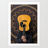 Harmonics Art Print