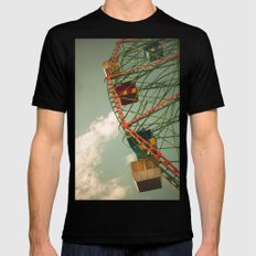 Dull Times Mens Fitted Tee Black SMALL