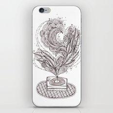 the music maker iPhone & iPod Skin