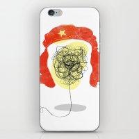 Doodle Revolution! iPhone & iPod Skin