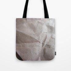Brown bagging it. Tote Bag