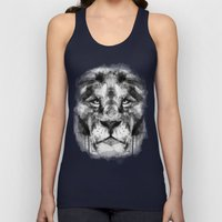 The King. Unisex Tank Top