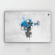 This is FOOTball Laptop & iPad Skin